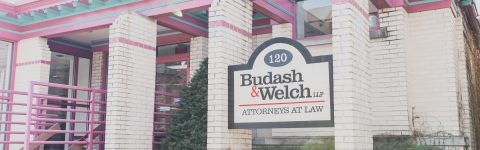 "<span style=""background-color: #313d4f"">Budash & Welch LLP</span>"